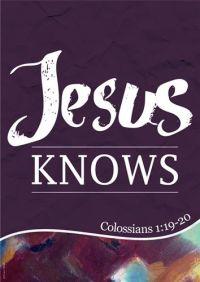General - JesusKnows