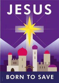 Christmas - JESUS Born to Save