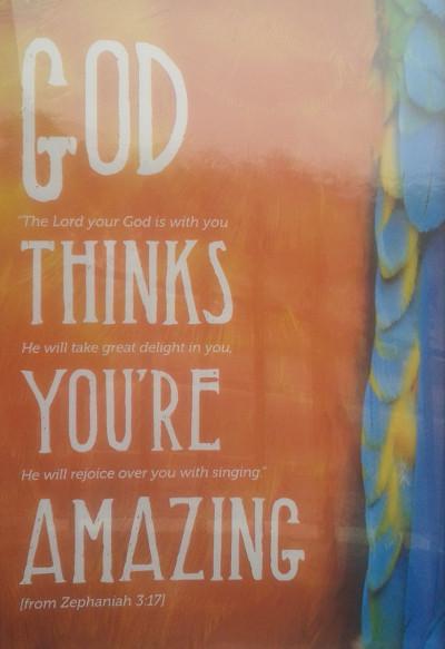 General-God-Thinks-Your-Amazing