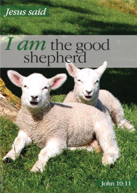 Scripture I am the good shepherd