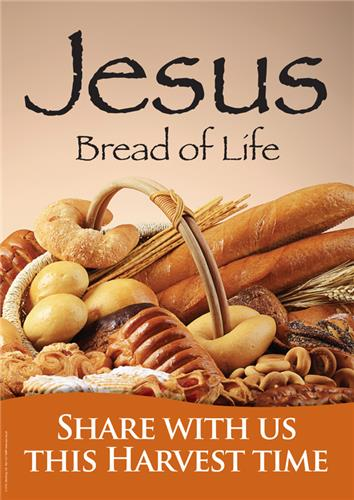 Harvest - Jesus bread of life