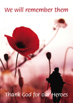 Remembrance2-Thank God for Heros